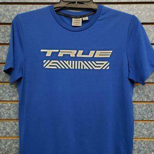JACK & JONES Truexcore Logo Blue T-Shirt